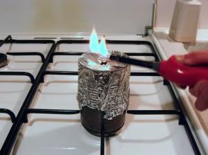 9-Flamme